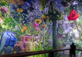 What to do in Leipzig - Leipzig: Carolas Garden 360° Panorama Ticket