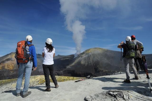 Etna: excursie naar de kraters aan de top