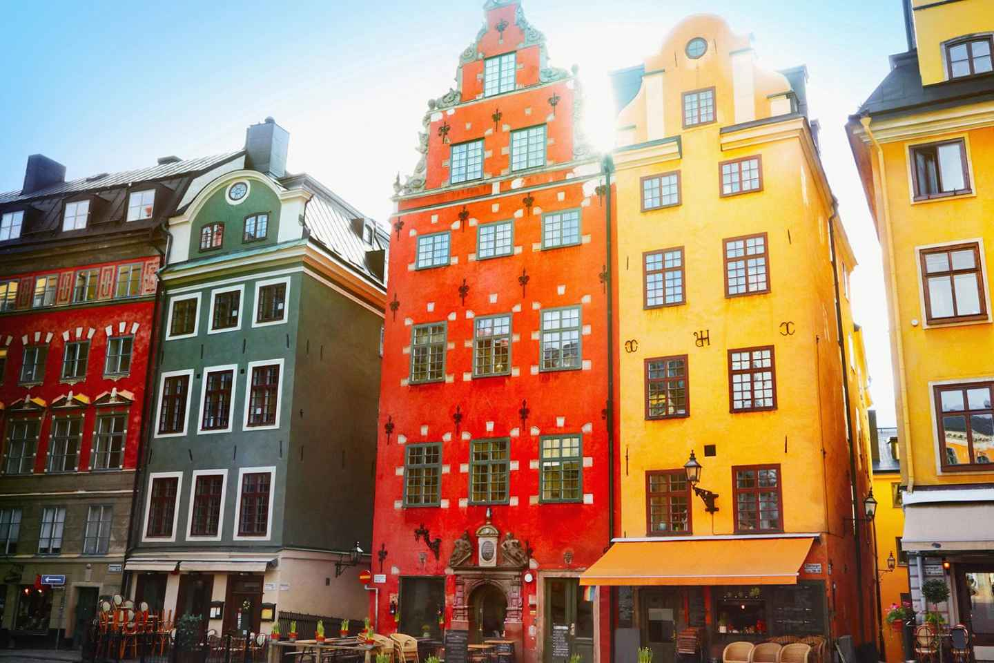 Stockholm: Sightseeing-Rundgang in der Altstadt