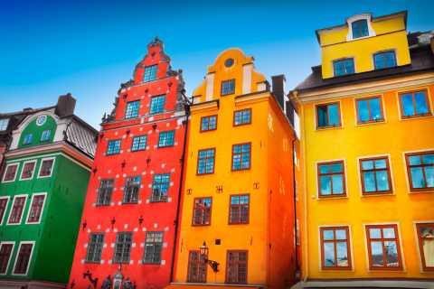 Stockholm: geleide wandeling oude centrum