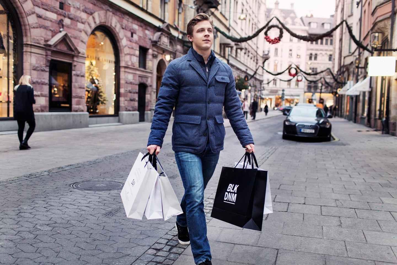 Stockholm: Shopping-Tour