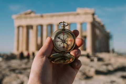 From Cruise Port: The Acropolis & Athens Highlights Tour