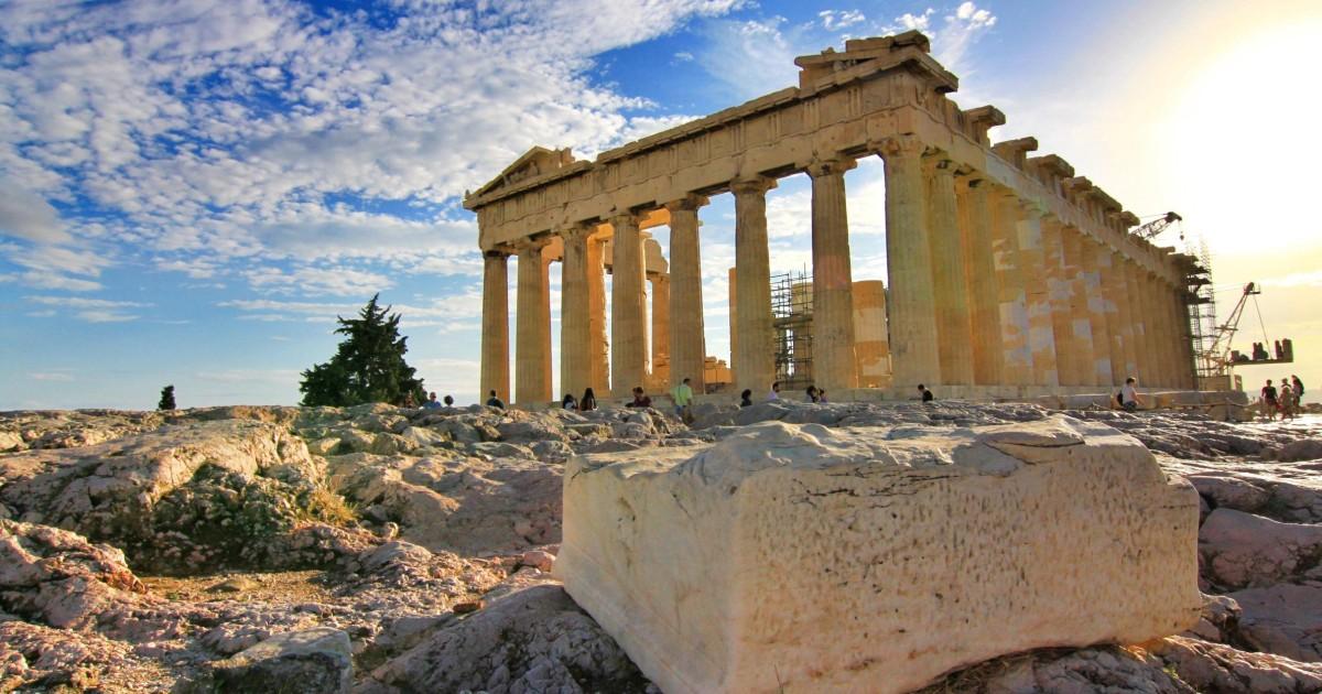 По Акрополю и Афинам с русским гидом