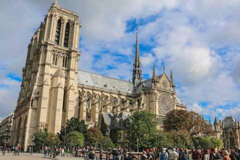 Paris: Notre Dame Viertel & St. Chapelle Kinder- und Familientour