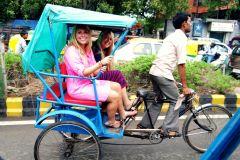 Old Delhi: Tour Tuk-Tuk / Rickshaw de 3 horas