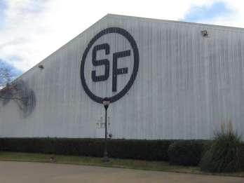 Southfork Ranch und die Serie Dallas