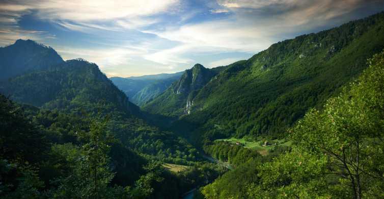 Montenegro: Durmitor, Tara & Ostrog Monastery Day Trip