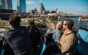 Nashville: Double-Decker City Tour