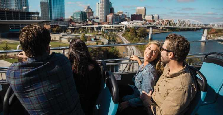 Nashville: Double-Decker City Tour