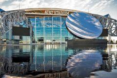 Excursão guiada VIP do Dallas Cowboys Stadium e passeios pela cidade