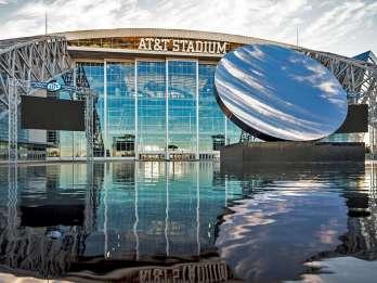 VIP-geführte Dallas Cowboys Stadium Tour und Stadtrundfahrt