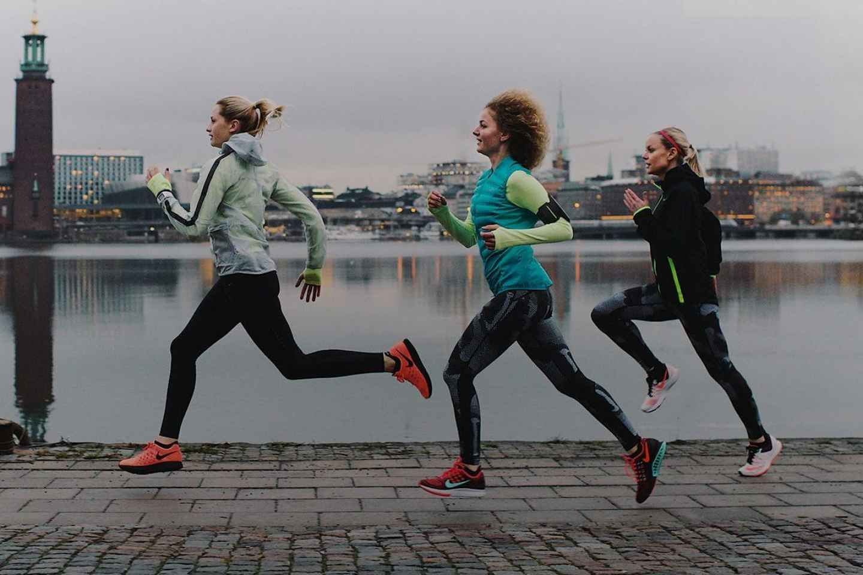 Stockholm: Jogging-Tour