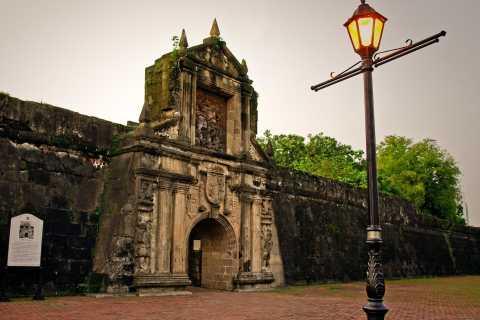 Manila: Old & New 4-Hour City Tour