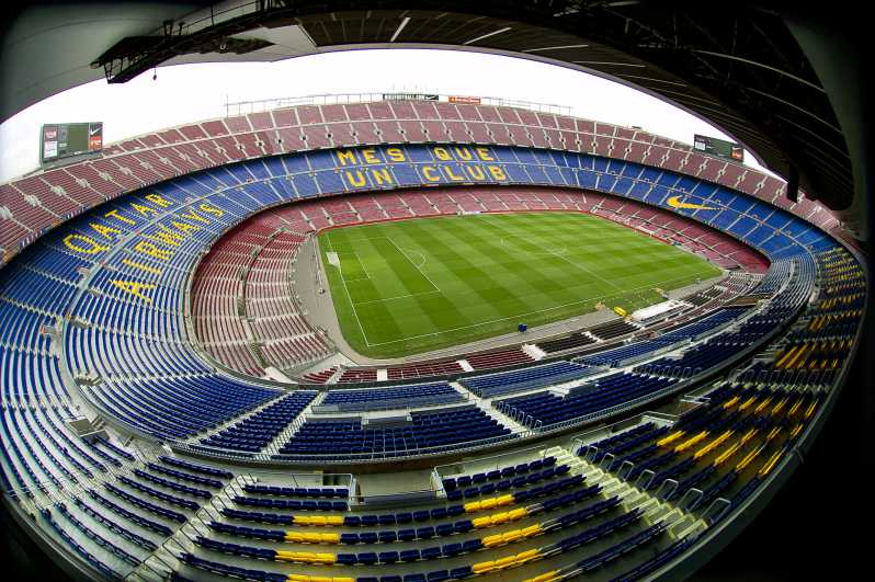 fc barcelona museum camp nou 3 hour guided tour with tapas barcelona spain getyourguide fc barcelona museum camp nou 3 hour guided tour with tapas
