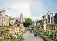 Forum Romanum & Palatin Hügel Tour