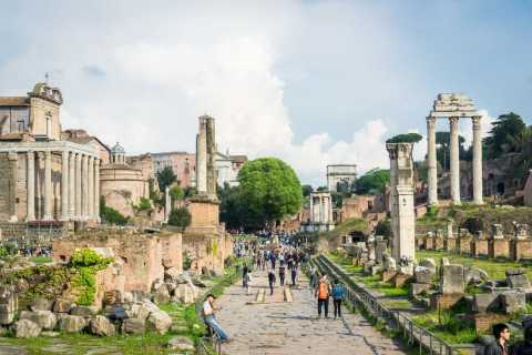 Roman Forum & Palatine Hill Tour