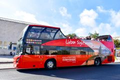 Lisboa: Circuito Turístico Hop-On Hop-Off