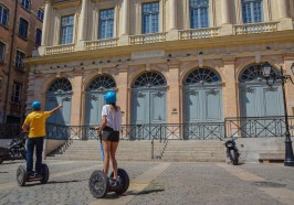 Quoi faire à Lyon - Lyon: visite découverte en Segway (gyropode)
