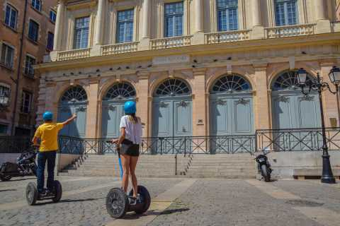 Lyon: 1.5-Hour Segway Discovery Tour