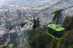 Bogota: Monserrate Hill Visit and Historic City Tour