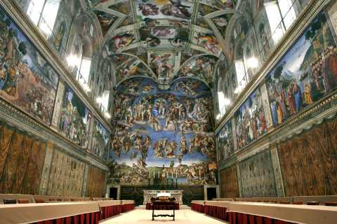 Rome: Early-Entry Vatican Museums & Sistine Chapel Tour