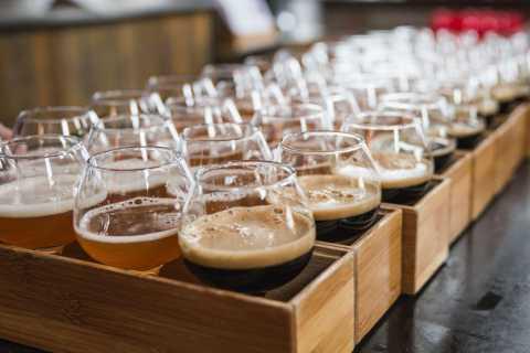 Washington, DC: Die Original Brew Tour mit Verkostung und Abendessen