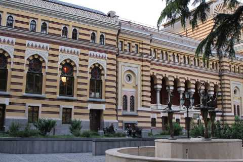 Tbilisi: National Opera & Ballet Theater Tour
