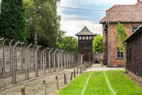 From Warsaw: One-Day Auschwitz Concentration Camp Tour