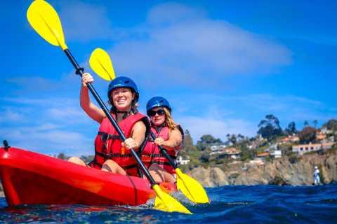 La Jolla: Tour de 2 horas en kayak por las 7 cuevas