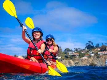 La Jolla: Kajaktour durch die 7 Höhlen