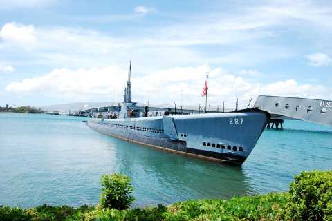 Pearl Harbor Full-Day Tour