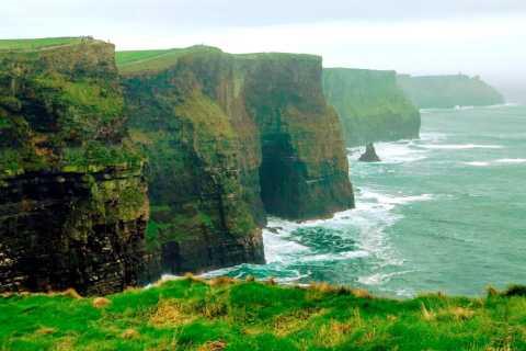 Tour a acantilados de Moher y Galway en italiano o español