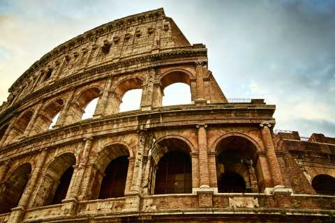 Rome: Colosseum Underground & Roman Forum Small Group Tour