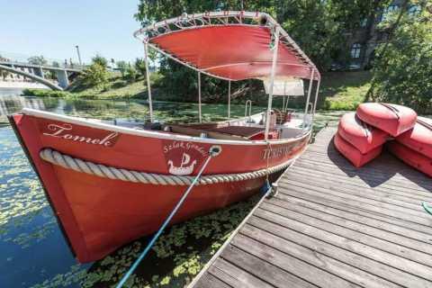 Breslau: Altstadt-Rundgang & Bootstour mit kleiner Gondel