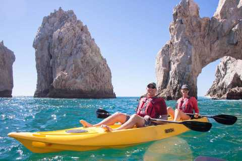 Arch of Cabo San Lucas: Glass Bottom Kayaking & Snorkeling