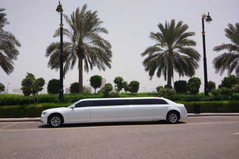 Dubai: My Night 3-Hour Tour with Stretch Limousine