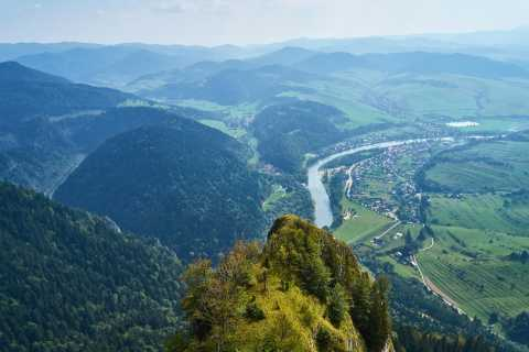 From Krakow: Dunajec River Rafting