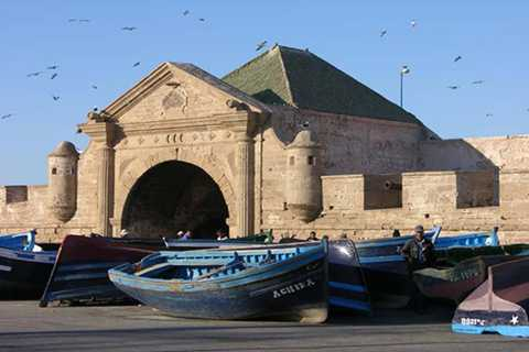 Agadir To Essaouira Day Trip
