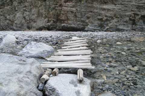 Samariá Gorge Hike: excursão de um dia saindo de Chania