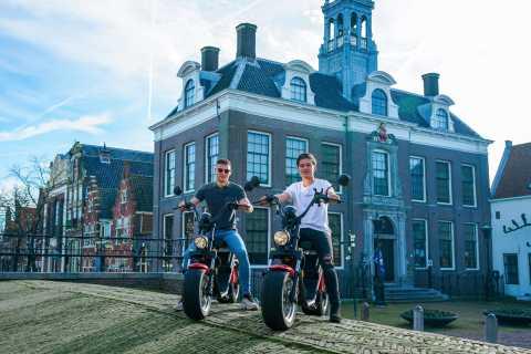 Volendam: E-Scooter Rental