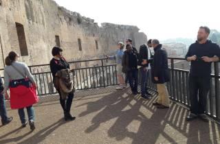 Rom: 3-stündige Besichtigung des Kolosseums Belvedere und des antiken Roms