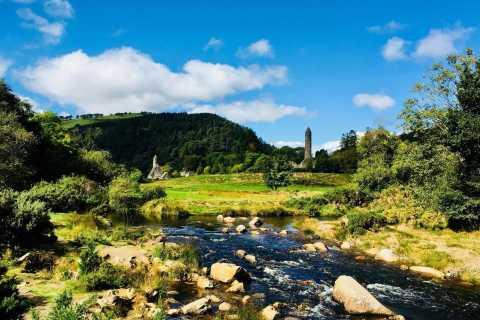 Dublín: Tour de un día a las montañas de Wicklow con almuerzo