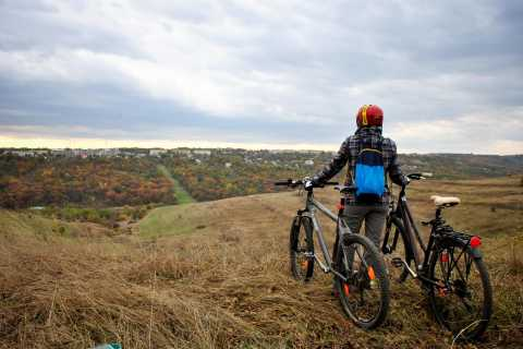 From Iasi: Full-Day Bike Tour in Romania & its Surroundings