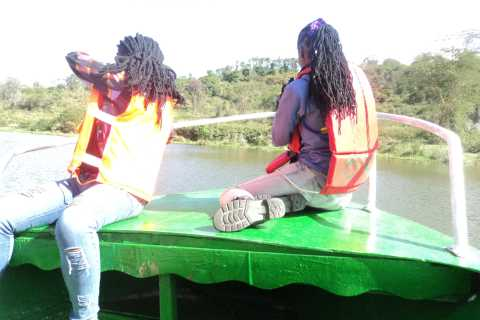 Nairobi to Lake Naivasha Day Tour with Crescent Island