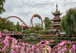 What to do in Copenhagen - Copenhagen Tivoli Gardens 1-Day Unlimited Rides Ticket