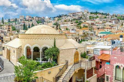 Vanuit Tel Aviv: daguitstap Nazareth en Meer van Tiberias
