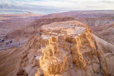 From Tel Aviv: Masada, Ein Gedi and Dead Sea Guided Tour