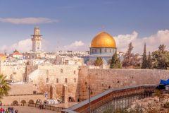 De Tel Aviv: Excursão Jerusalém e Mar Morto 1 Dia
