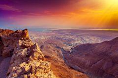 De Tel Aviv: Nascer do Sol em Masada, Ein Gedi e Mar Morto