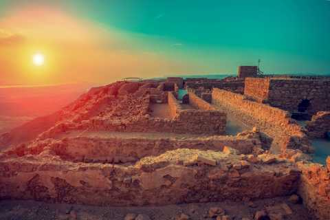 Masada & Dead Sea Tour: Full-Day from Jerusalem